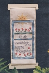 Faith - (Cross Stitch)