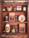 Country Cupboard - (Cross Stitch)