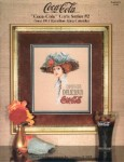 Coca-Cola Girls Series #2 - (Cross Stitch)