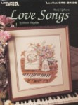 Love Songs - (Cross Stitch)