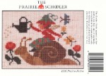 1996 Prairie Fairie - (Cross Stitch)