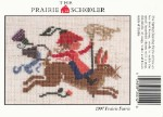 1997 Prairie Fairie - (Cross Stitch)