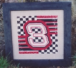 A Family Affair - Earnheart Racing - (Cross Stitch)