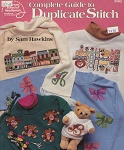 Complete Guide to Duplicate Stitch - (Cross Stitch)