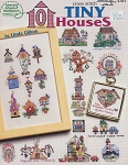 101 Tiny Houses - (Cross Stitch)