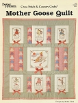 Mother Goose Quilt - (Cross Stitch)