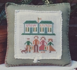 Where in the World is Mary Kirby? Ireland - (Cross Stitch)