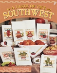 A Taste of the Southwest - (Cross Stitch)