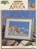Out of Africa - (Cross Stitch)