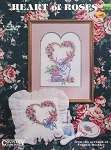 Heart of Roses - (Cross Stitch)