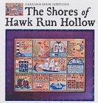 The Shores of Hawk Run Hollow - (Cross Stitch)