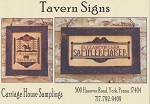 Tavern Signs - (Cross Stitch)