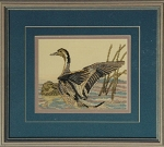Pintails - (Cross Stitch)