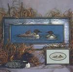 Loon Lake - (Cross Stitch)