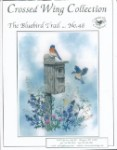 The Bluebird Trail - (Cross Stitch)