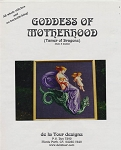 Goddess of Motherhood (Tamer of Dragons) - (Cross Stitch)