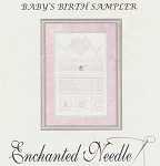 Baby's Birth Sampler - (Cross Stitch)