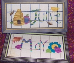 May June - (Cross Stitch)