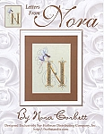 Letters from Nora - N - (Cross Stitch)