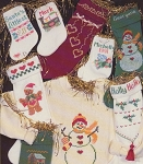 Deck the Halls with Duplicate Stitch - (Cross Stitch)