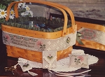 The Work of Thy Hands Basket Band - (Cross Stitch)