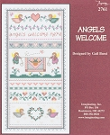 Angels Welcome - (Cross Stitch)