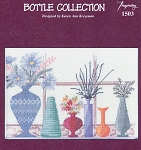 Bottle Collection - (Cross Stitch)