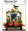 Halloween Gate - (Cross Stitch)