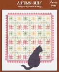 Autumn Quilt - (Cross Stitch)