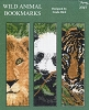 Wild Animal Bookmarks - (Cross Stitch)