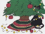 Holiday Surprise - (Cross Stitch)