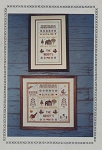 Bless This House Sampler - (Cross Stitch)