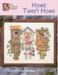 Home Tweet Home - (Cross Stitch)