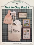 Hole In One, Book 1 - (Cross Stitch)