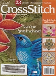 April 2016 Magazine - (Cross Stitch)