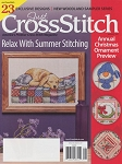 April 2017 Magazine - (Cross Stitch)