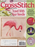 August 2016 Magazine - (Cross Stitch)