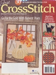 October 2016 Magazine - (Cross Stitch)