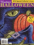 2016 Halloween Magazine - (Cross Stitch)