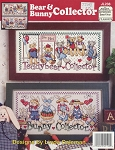 Bear & Bunny Collector - (Cross Stitch)