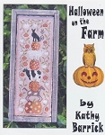 Halloween on the Farm - (Cross Stitch)
