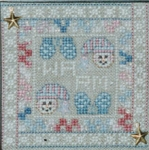Winter Cheer - (Cross Stitch)
