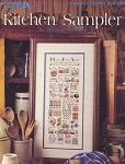 Kitchen Sampler - (Cross Stitch)