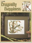 Dragonfly Happiness - (Cross Stitch)