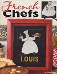 French Chefs - (Cross Stitch)