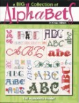 A Big Collection of Alphabets - (Cross Stitch)