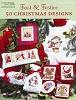 Fast & Festive 50 Christmas Designs - (Cross Stitch)