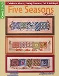 Five Seasons of Quilts - (Cross Stitch)