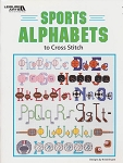 Sports Alphabets - (Cross Stitch)