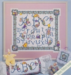 ABCs - (Cross Stitch)